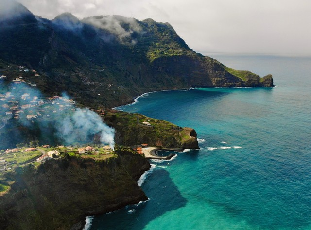 The Island of Madeira, a hikers utopia